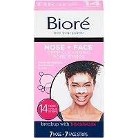 BioreCombo Pack Deep Cleansing Pore Strips
