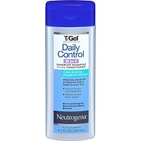 Daily Control 2-in-1 Dandruff Shampoo Plus Conditioner