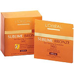 L'Or�alSublime Bronze Self-Tanning Towelettes
