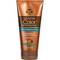 Summer Color Sunless Tinted Lotion