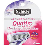 SchickQuattro Ultra Smooth Cartridge