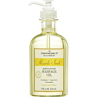 AromafloriaMuscle Soak Bath & Body Oil
