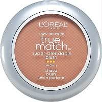 best drugstore makeup brand blush Loreal True Match Blush