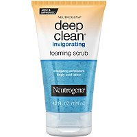 NeutrogenaInvigorating Foaming Scrub