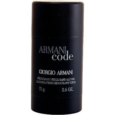 Giorgio ArmaniArmani Code for Him Alcohol-Free Deodorant Stick