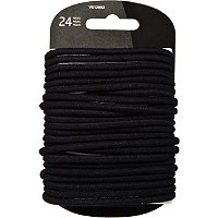 Vidal SassoonNo Crimp Braid Elastics 24 Ct