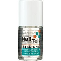 The Natural Nail Experts Step One