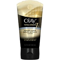 OlayTotal Effects Cream Cleanser + Blemish Control