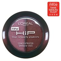 L'OrealHiP Studio Secrets Professional Concentrated Shadow Duo