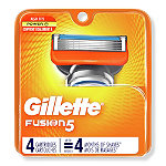 GilletteFusion Power Cartridges 4 Ct
