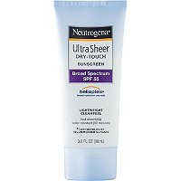 NeutrogenaUltra Sheer Dry-Touch Sunblock