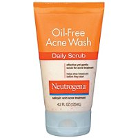Oil-Free Acne Wash Daily Scrub
