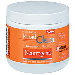 NeutrogenaRapid Clear Daily Pads