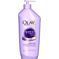 OlayQuench Plus Firming Body Lotion