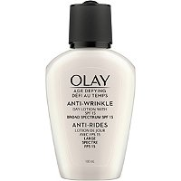 OlayAge Defying Anti-Wrinkle Day Lotion SPF 15