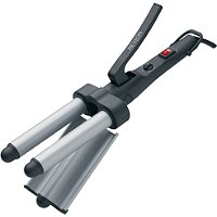 RevlonCeramic 3-Barrel Jumbo Waver