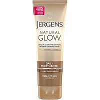 Jergens Natural Glow Revitalizing Daily Moisturizer Medium