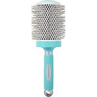 Brush LabCeramic Curls Thermal Round Brush with Nylon Bristles