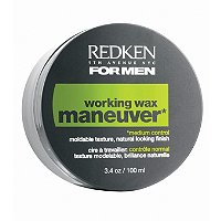 RedkenManeuver Working Wax