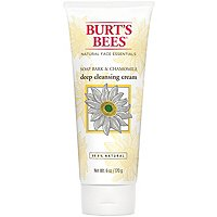 Burt's BeesSoap Bark & Chamomile Deep Cleansing Cream