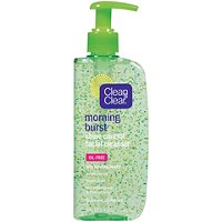 Clean & ClearMorning Burst Shine Control Facial Cleanser