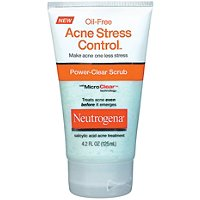 NeutrogenaOil-Free Acne Stress Control Power-Clear Scrub