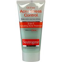 Oil-Free Acne Stress Control 3-in-1 Hydrating Acne Treatment