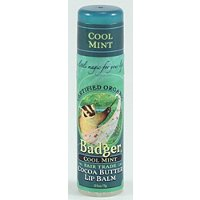 BadgerCocoa Butter Lip Balm