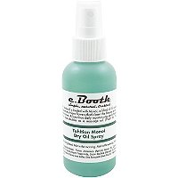 C. BoothTahitian Monoi Dry Oil Spray
