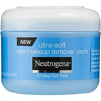 NeutrogenaUltra Soft Eye Make-up Remover Pads