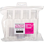 Travel 3 oz. Bottle Pack