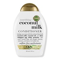 OrganixNourishing Coconut Milk Conditioner