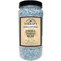 Mineral Bath Soak Stress and Tension