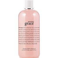 Amazing Grace Perfumed Shampoo, Shower Gel And Bubble Bath