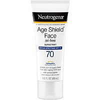 NeutrogenaAge Shield Face Sunblock