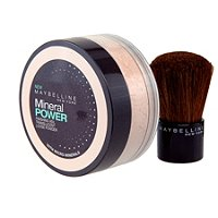 MaybellineMineral Power Finishing Veil Translucent Loose Powder