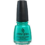 shiny and smoth china glaze