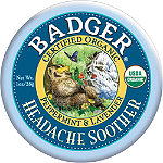 BadgerHeadache Soother Tin