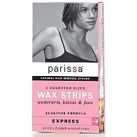 ParissaWax Strips Assorted Size 24 Ct.
