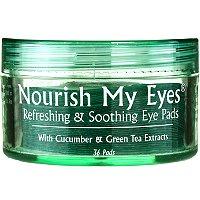 Nourish My Eyes Refreshing & Soothing Eye Pads