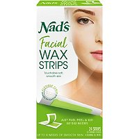 Facial Hair Removal Strips 24 Ct
