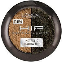 L'OrealHiP Studio Secrets Professional Metallic Shadow Duo