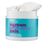 BlissIngrown Hair Eliminating Peeling Pads