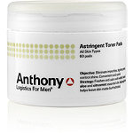 Anthony Logistics For MenAstringent Toner Pads