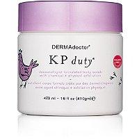 KP Duty Dermatologist Body Scrub with Chemical + Physical Medi-exfoliation