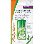 Sally HansenNail Nutrition Green Tea + Bamboo Nail Strenghtener