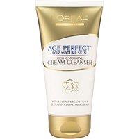 Age Perfect Rich Restorative Cream Cleanser for Mature Skin
