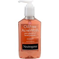 NeutrogenaPink Grapefruit Oil Free Acne Cleanser