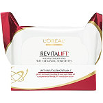 Revitalift wet cleansing towelettes