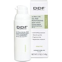 DdfUltra-Lite Oil Free Moisturizing Dew with UV Moisturizer SPF 15